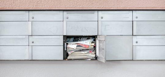 Het voordeel een lege mailbox