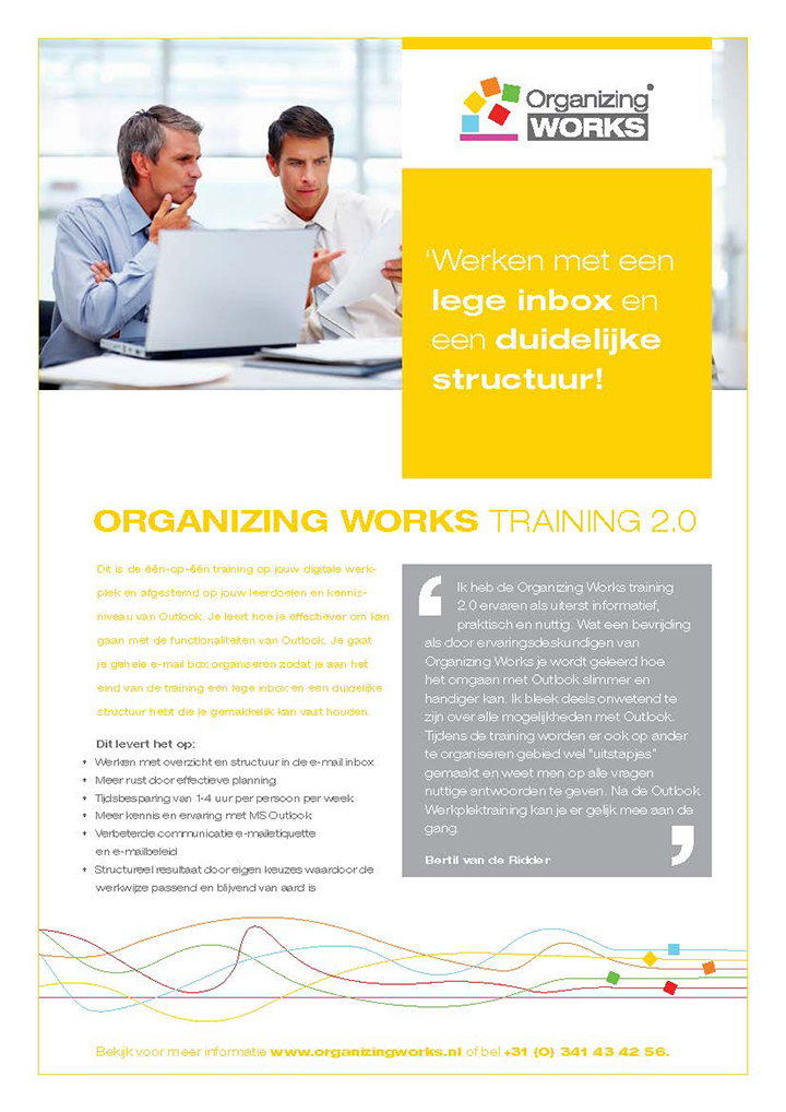 Organizing Works training 2.0