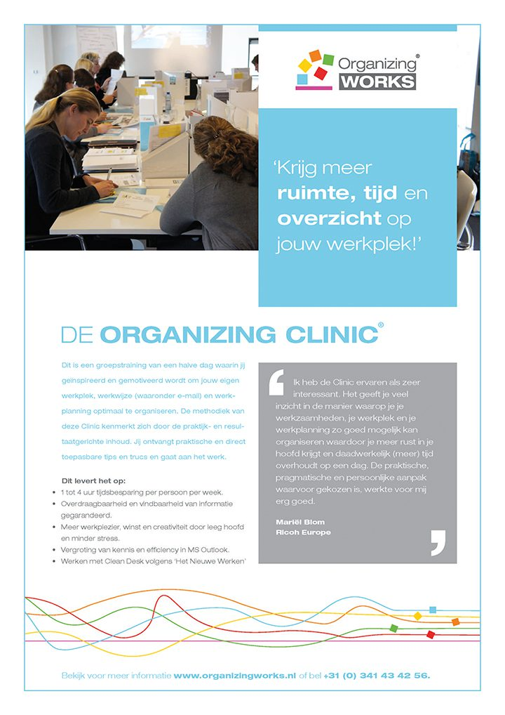 Organizing Works Clinic